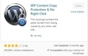 How to Protect Website Posts From Copying (Hindi)