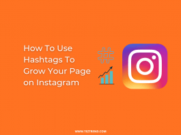 Hashtags To Grow Your Page on Instagram